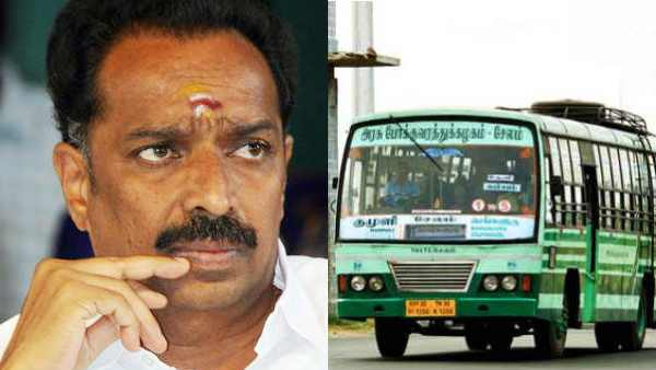 All bus will run tomorrow as usual says Minister MR Vijayabaskar transport employees strike