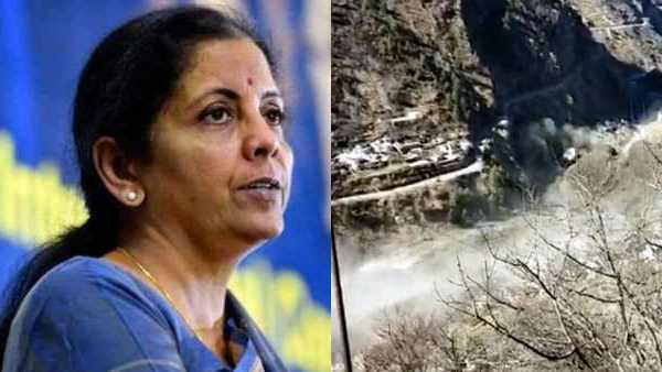 It is a kind of tragedy which is very shocking. Its a natural disaster : Union Finance Minister Nirmala Sitharaman