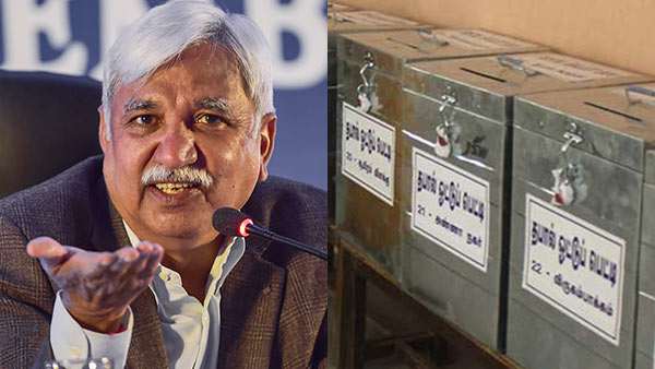 Sunil Arora says about postal votes for 80 years old citizens