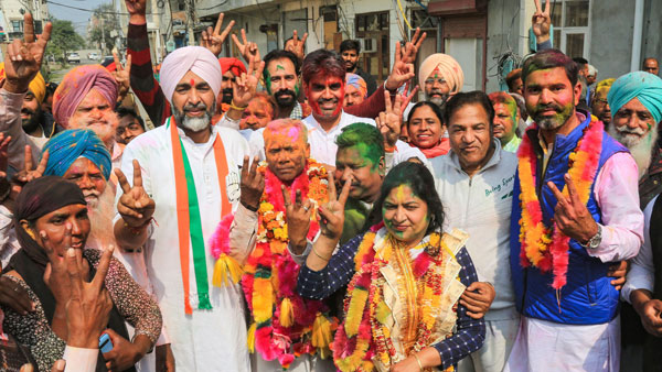 Punjab local body elections: Independent candidates to face stiff competition to major parties!