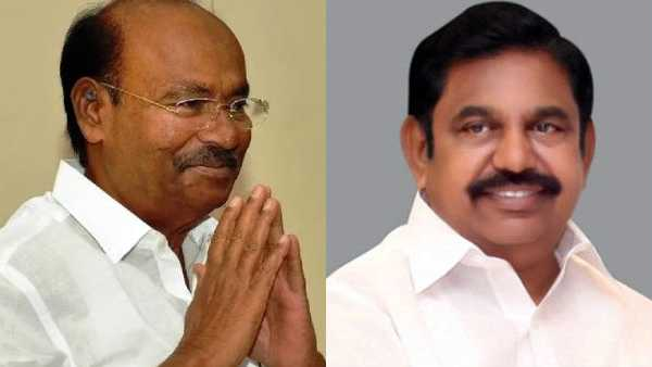 Dr. Ramadoss thanks Chief Minister Edappadi Palanisamy for 10.5% internal quota