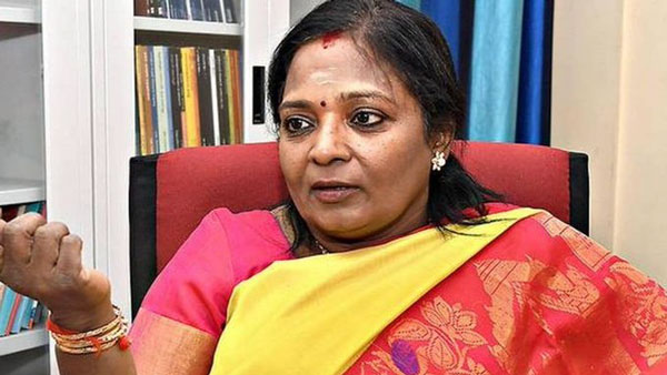 Telangana Governor Tamilisai Soundararajan will take charge as the Lieutenant-Governor of Puducherry