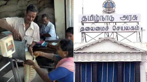 TN CM announces Salary Hike for Ration shop Employees