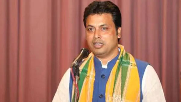 Harvard University is in London, says Tripura CM Biplab Deb