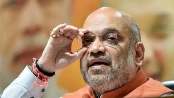 Home minister Amit Shah takes first dose of Covid-19 vaccine