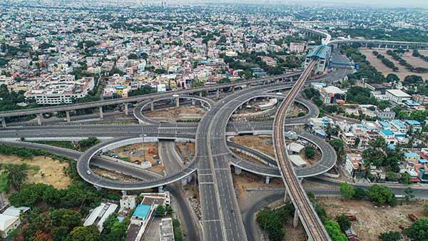 Kota di Tamil Nadu