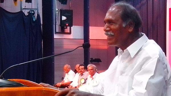 என்னாது.. ரங்கசாமி .. ஏனாம் தொகுதியில் போட்டியிடப் போறாரா.. வீடியோ வைரல்!