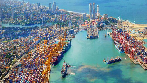 India gets Colombo Ports West Container Terminal