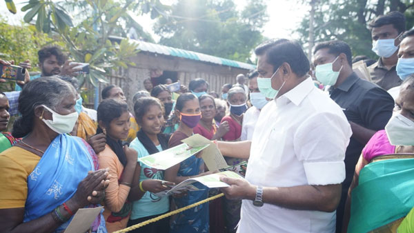 Coop bank loan waiver receipt will be handed over to beneficiaries soon, says CM Edappadi Palanisamy