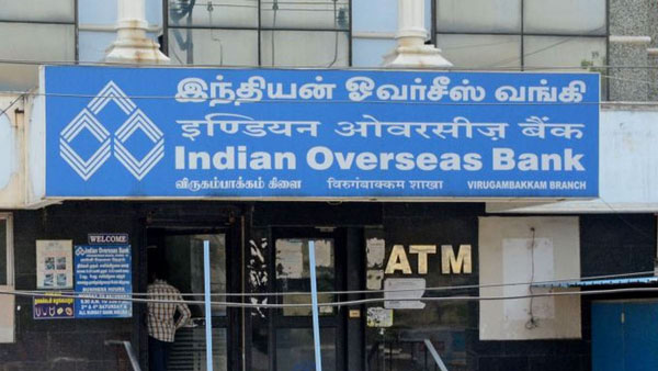 15 retired officers of Indian Overseas Bank are to be selected