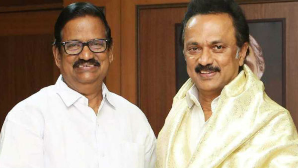KS Alagiri opens about his tears in congress meeting