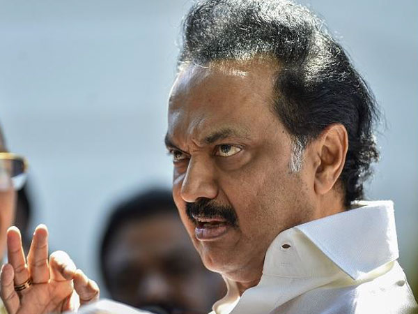 Case filed against DMK over the Trichy Rally expenses on Election Commission