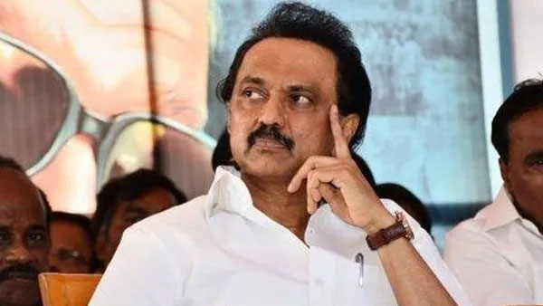mk stalin condemned about Father killed son at Nannilam