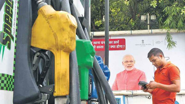 ECI directs petrol pumps to remove hoardings photo of PM Modi within 72 hours
