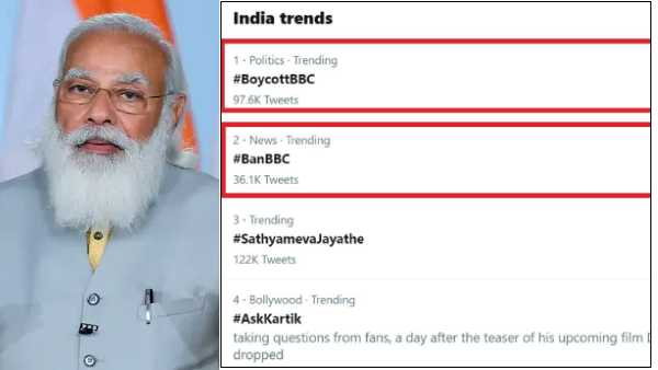 After offensive remarks against PM Modis mother, Boycott BBC is trending on Twitter