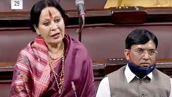 International Men's Day should also be celebrated says BJP MP Sonal Mansingh in Rajya Sabha