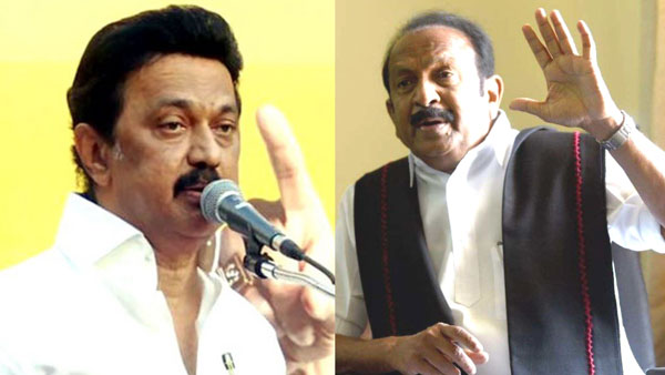 MK Stalin, Vaiko condemn Indias Support to Srilanka in UNHRC