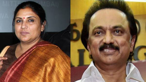 MNM workers Sripriya teasing Stalin for Rs 1000 announcement