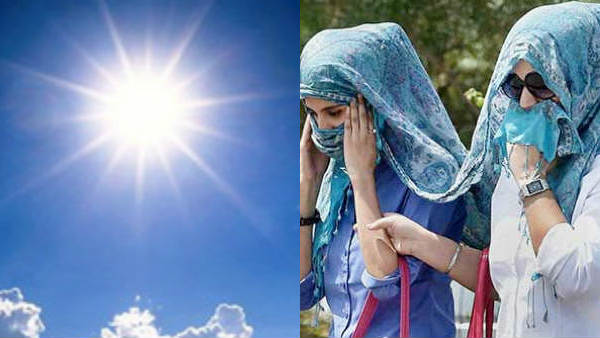 Temperatures will rise by 3 degrees Celsius above normal in 18 districts says Met office