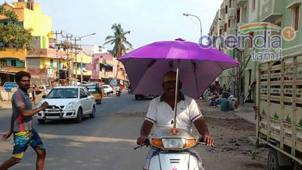 Heatwave to continue for five days in 20 district in Tamil Nadu says Met office