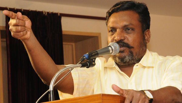 Thirumavalavan has said he did not know how to negotiate after slandering everyone