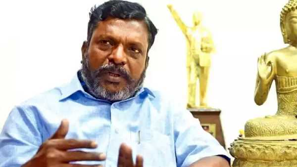 Thirumavalavan has said petitions can be submitted from tomorrow till March 8 to contest on behalf of the viduthalai siruthai katchi