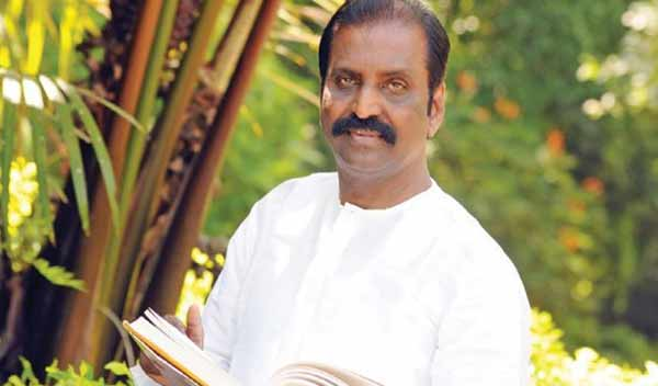 Vairamuthu released Naatpadu Theral first song lyrics