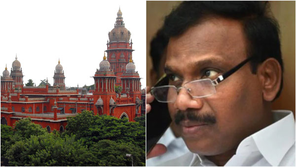 Tamil Nadu Assembly Election 2021: A. Raja petition against Election commission in high court
