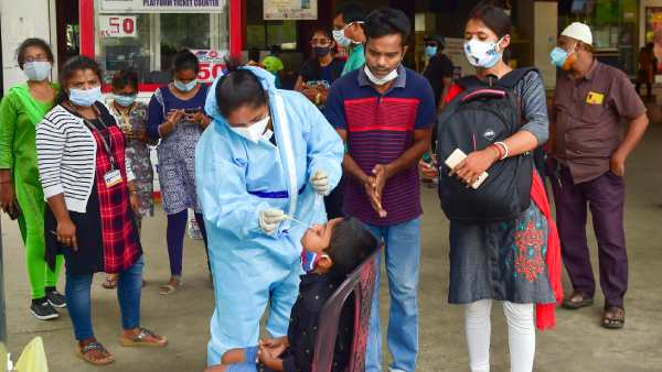 Chennai reports 3842 new coronavirus cases