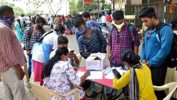 சென்னையில் தீயாக பரவும் கொரோனா.. கட்டுப்பாட்டு பகுதிகள் இரு மடங்கு அதிகரிப்பு.. கோடம்பாக்கம் டாப்