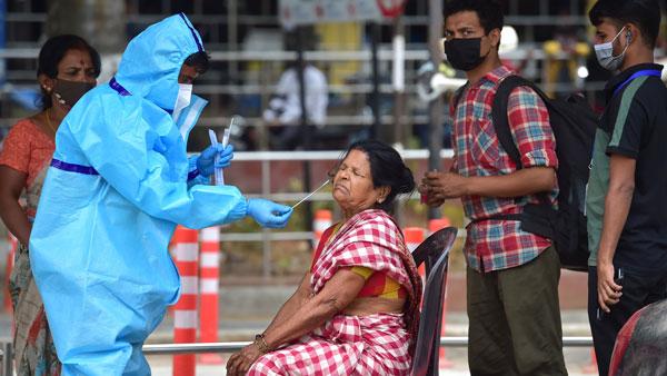 இந்தியாவில் தினசரி கொரோனா பாதிப்பு.. 10 நாளில் இரண்டு மடங்கு ஸ்பைக்.. 2லட்சத்தை எட்டியது
