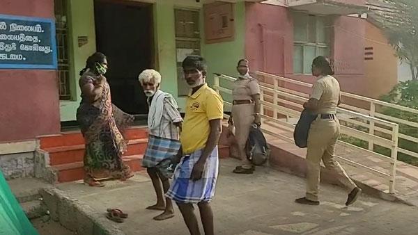 திண்பண்டங்களை வாங்கி கொடுத்து 8 மாதமாக 13 வயது சிறுமி கூட்டு பலாத்காரம்.. 3 பேர் கைது