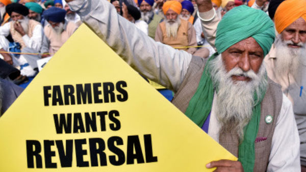 Centre trying to use Coronavirus against Farmers Protest?