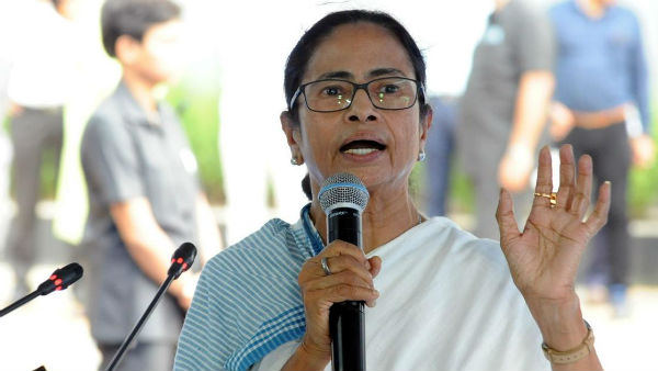 Mamata Banerjee banned from campaigning for one day by Election Commission of India