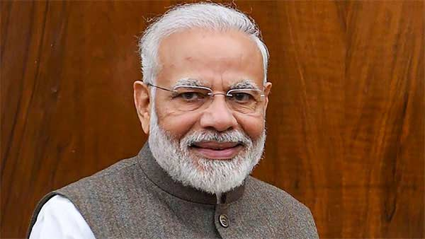 Prime minister Narendra Modi wishes for Tamil new year