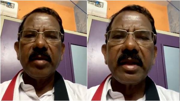 என் ட்விட்டர் கணக்கில் எனக்கு தெரியாமல் அனிதாவின் வீடியோ- எனக்கு தொடர்பு இல்லை:அமைச்சர் பாண்டியராஜன்