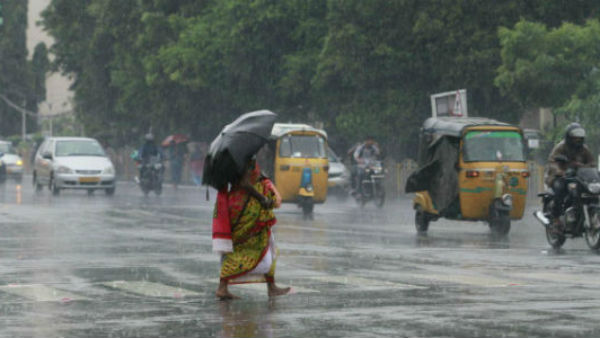 Tamil Nadu weather report: 3 days rain with thunderstorms due to atmospheric circulation
