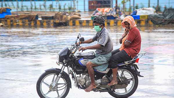South Tamilnadu may have heavy rain today says Chennai Meteorological center
