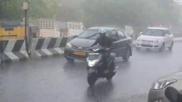 சென்னையில் அதிகாலை முதலே கனமழை.. இந்த 7 மாவட்டங்களில் இன்று மழை பெய்யும்.. வானிலை மையம்