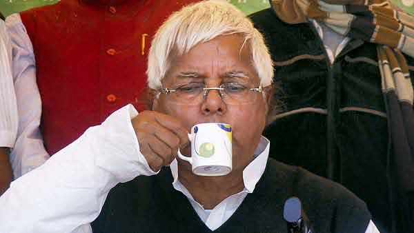 Ranchi court has granted bail to Lalu Prasad Yadav in the fourth case of fodder scam case