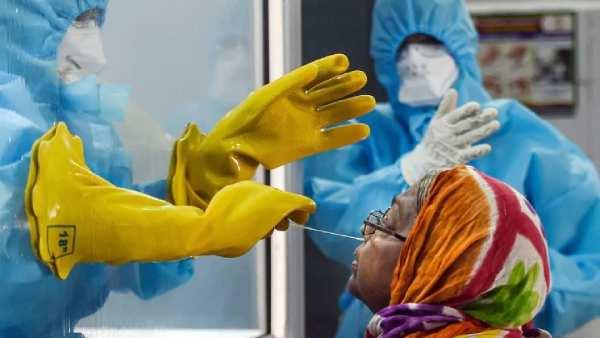 இந்தியாவில் கொரோனா மீண்டும் தீவிரம் ஒரே நாளில் 3,62,727 பேர் பாதிப்பு - 4,120 பேர் மரணம்
