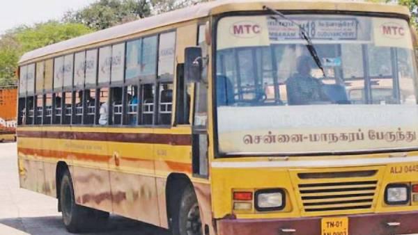 சென்னையில் அவசிய பணிகளுக்காக இன்று முதல் 200 மாநகரப் பேருந்துகள் இயக்கம்