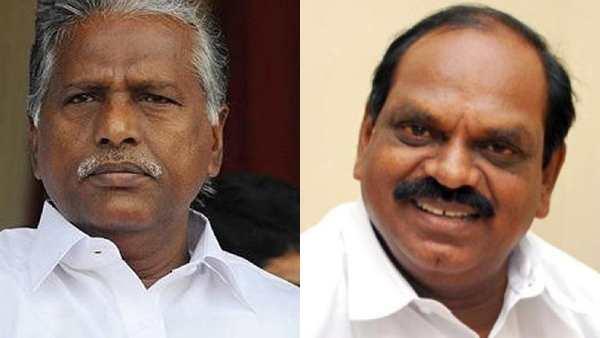 K.P.Munusamy and Vaithilingam resigns their Rajyasabha MP post