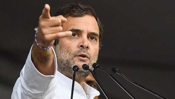 லட்சத்தீவு: ''அறிவற்றவர்கள் இந்திய கடலின் ஆபரணத்தை அழிக்கின்றனர்''.. மத்திய அரசு மீது பாய்ந்த ராகுல்