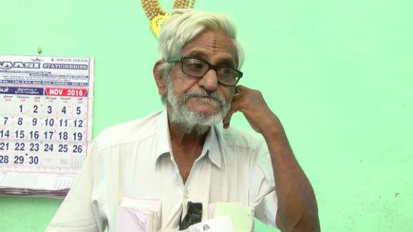 அரசியல்வாதிகளுக்கு சிம்ம சொப்பனமாகத் திகழ்ந்த... சமூக ஆர்வலர் டிராபிக் ராமசாமி காலமானார்