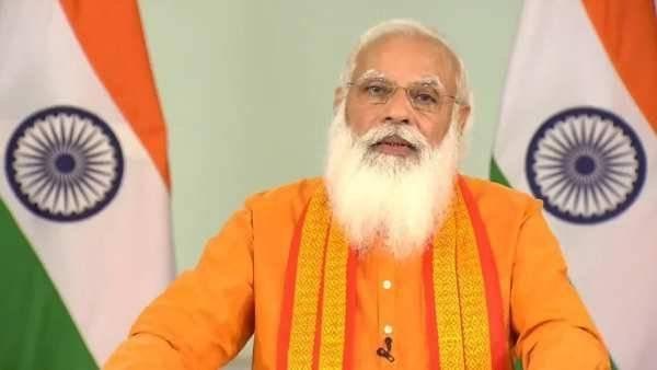 International Yoga Day : 'நோய்நாடி நோய்முதல் நாடி' திருக்குறளை மேற்கோள் காட்டிய பிரதமர் மோடி