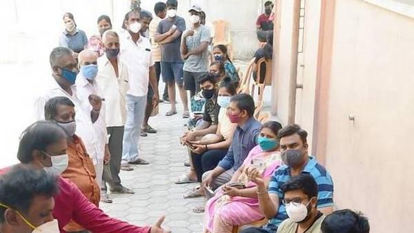 செரோ சர்வே.. தமிழ்நாட்டில் 23% பேருக்கு கொரோனா ஏற்பட்டு இருக்கலாம்.. திருவள்ளூரில்தான் அதிகம்!
