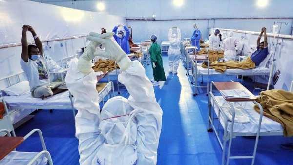 உலக நாடுகளில் கொரோனா பாதிப்பு எண்ணிக்கை 17 கோடியை தாண்டியது.. இந்தியாவில் ஒரே நாளில் 3,382 பேர் பலி