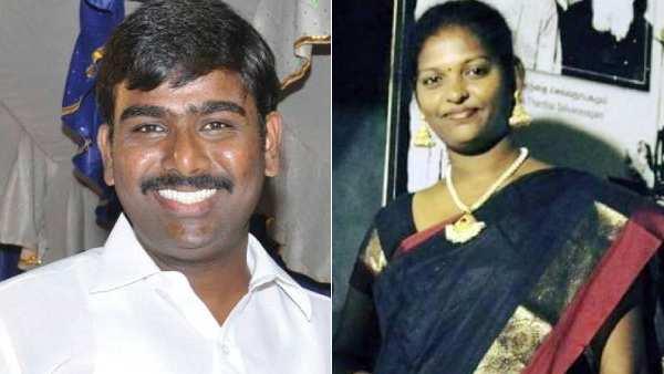 தமிழன் பிரச்சன்னாவின் மனைவி தூக்குப்போட்டு தற்கொலை - பிறந்தநாளில் சோகம் |  DMK Worker Tamilan Prasanna's wife Nathiya committed suicide - Tamil  Oneindia
