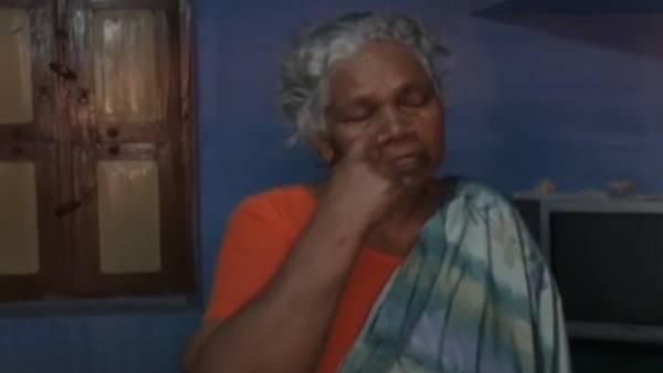 இரட்டை மாஸ்க் அணிந்து மூதாட்டியிடம் 11 சவரன் கொள்ளை.. மாஸ்கை நீக்கி யாரென்று பார்த்தபோது அதிர்ச்சி